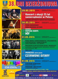 HEY - Dni Dzierżoniowa @ Stadion Miejski | Dzierżoniów | Województwo dolnośląskie | Polska