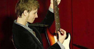 Noah Wotherspoon na koniec wakacji wystąpił w Dobromierzu