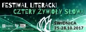 Cztery Żywioły Słowa @ różne miejsca - patrz program | Świdnica | Województwo dolnośląskie | Polska