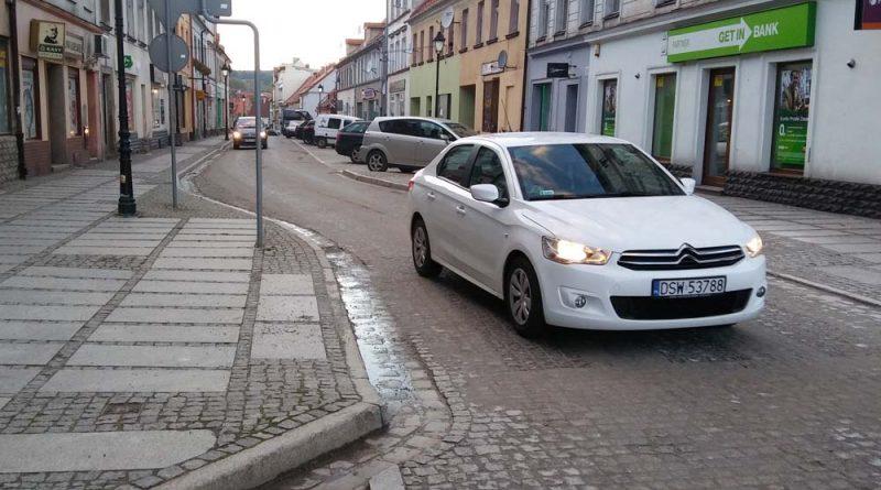 Ulica Sienkiewicza jest przejezdna!