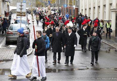 Świętowali Barbórkę w Wałbrzychu