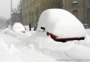 Prawdziwa zima w Świebodzicach
