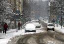 Świebodzice w śniegu – ulice miasta