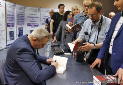 Po spotkaniu z Wojciechem Sumlińskim w Wałbrzychu