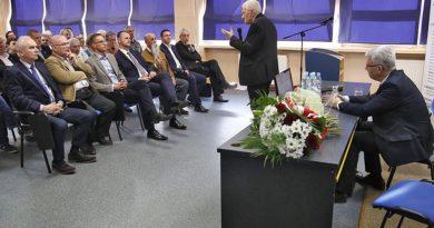 Kornel Morawiecki odwiedził Wałbrzych