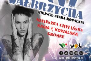 Dni Wałbrzycha: Gromee, Chylińska @ Stara Kopalnia | Wałbrzych | Województwo dolnośląskie | Polska