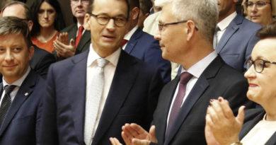 Premier Morawiecki odwiedził Wałbrzych