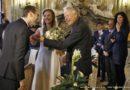 Prawie 100 lat czekał zamek Książ na taki ślub!