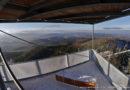 360 stopni z wieży na Trójgarbie