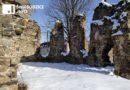 Tajemnicze ruiny owiane legendą – kościół św. Anny w Świebodzicach