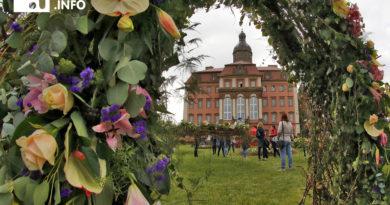 XXXI Festiwal Kwiatów i Sztuki w Książu koło Świebodzic dobiega końca