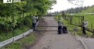 Prywatny właściciel zagrodził drogę do lasu!