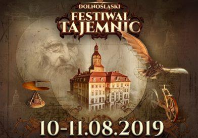 Dolnośląski Festiwal Tajemnic w Książu koło Świebodzic