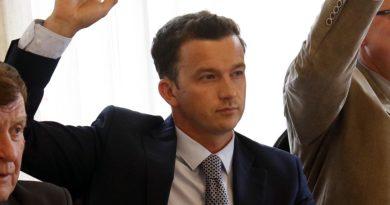 Łukasz Kwadrans, z zawodu prezes!