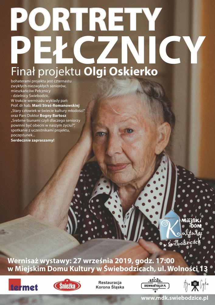 Portrety Pełcznicy - finał projektu