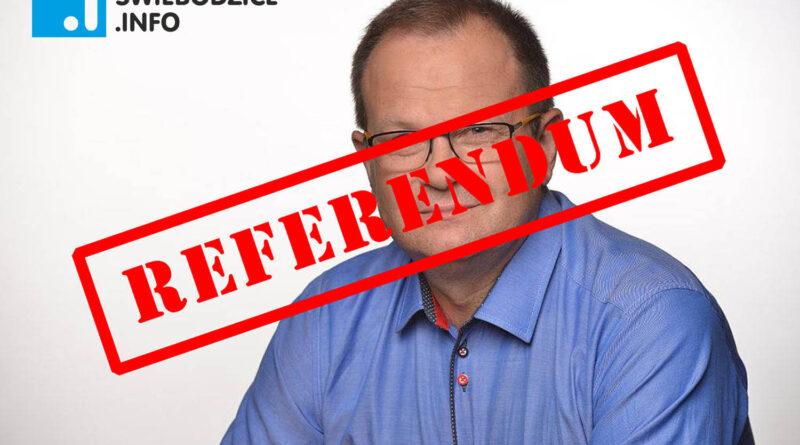 Paweł Ozga boi się demokracji, jego zdaniem referendum to zamach! (video z sesji RM)