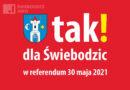 Komisarz Wyborczy podał termin referendum w Świebodzicach!