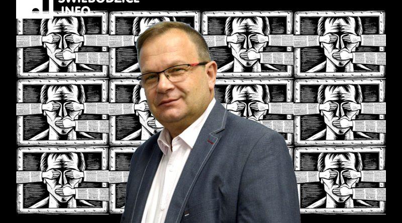 Czy burmistrz Ozga będzie cenzurował mieszkańców Świebodzic?
